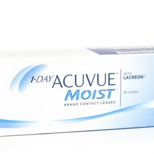 1-DAY Acuvue Moist (30 linser)