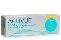 Acuvue Oasys 1-Day with HydraLuxe for Astigmatism (30 linser)