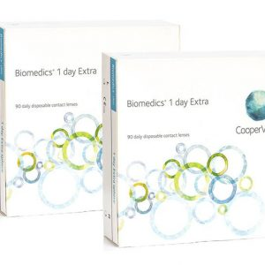 Biomedics 1 Day Extra CooperVision (180 linser)