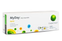 MyDay daily disposable Toric CooperVision (30 linser)