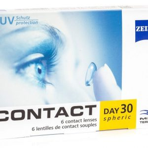 Zeiss Contact Day 30 Spheric (6 linser)